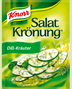 Knorr Salat Krönung Dill-Kräuter.
