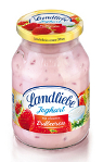 Landliebe Joghurt Erdbeere 500g