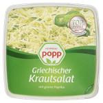 Popp Feinkost Frischer Krautsalat Griechische Art 400g