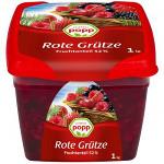 Popp Rote Grütze 52% Fruchtanteil 1kg