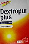 Dextropur Plus 10 Vitamine Traubenzucker (400g)
