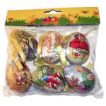 Brauns Heitmann Behang-Eier 6 Stück