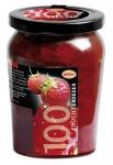 Göbber 100% Erdbeer Konfitüre (310g)