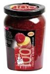 Göbber 100% Himbeer-Pfirsch Konfitüre (310g)