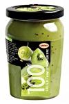 Göbber 100% Kiwi-Stachelbeer Konfitüre (310g)