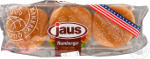 Jaus Hamburger 6 buns mit Sesam 300g