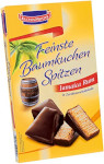 Kuchenmeister Baumkuchenspitzen Jamaica Rum in Zartbitterschokolade