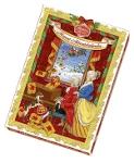 Reber Mozart Adventskalender 24 Stück, 350g