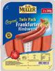 Müller Twin Pack Frankfurter Rindswürstchen 400g