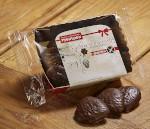 Poensgen Lebkuchenherzen mit Zartbitterkuvertür glutenfrei 175g