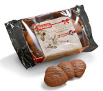 Poensgen Lebkuchenherzen mit Vollmilchkuvertüre glutenfrei 175g