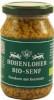 BESH Hohenloher Bio-Senf mit Koriander 250ml