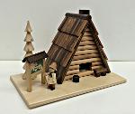 Räucherhaus Schutzhütte