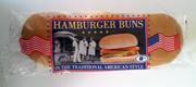 American Style Hamburger Brötchen 300g