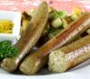 Klaas+Pitsch Vegane Bratwurst 10 x 100g