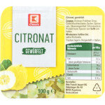 K Classic Citronat gewürfelt 100g