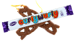 Cadbury CurlyWurly 3er x 26g