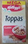 Kellogg's Toppas Classic Mega 700g