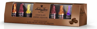 Anthon Berg Chocolate Coffee Liqueurs 250g