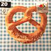 FASANA Oktoberfest Servietten 33x33 design 11038, 20Stck