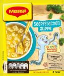 Maggi Seepferdchen Suppe 750ml für 3 Teller