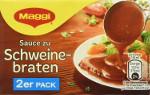 Maggi Sauce zu Schweine-Braten (2er Pack) 500ml