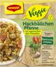 Maggi Veggie Hackbällchen Pfanne (3 Portionen)