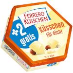 Ferrero Küsschen weisse Schokolade 195g für 22 Stück
