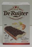De Ruijter Schokoladen Streusel Dunkel (400g)