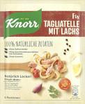 Knorr Natürlich Lecker Tagiatelle mit Lachs 39g für 3 Portionen