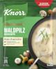 Knorr Feinschmecker Waldpilz Cremesuppe 48g für 2 Teller