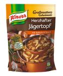 Knorr Grossmutters Herzhafter Jägertopf mit Spätzle und Speck (2 T)