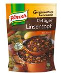 Knorr Grossmutters Geheimnis Deftiger Linsentopf mit Speck (2 Teller)