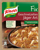 Knorr Fix Geschnetzeltes Jäger Art 45g