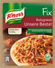 Knorr Fix Bolognese Unsere Beste! 42g
