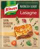 Knorr Natürlich Lecker! Lasagne 60g (3 Portionen)