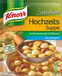 Knorr Suppenliebe Hochzeits Suppe Neues Rezept 42g für 3 Teller