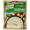 Knorr Feinschmecker Kartoffelsuppe mit Crème fraîche 2 Teller