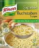 Knorr Buchstaben-Suppe 3 Teller