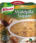Knorr Feinschmecker Waldpilz Suppe (2 Teller)