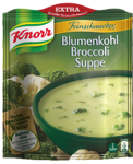 Knorr Feinschmecker Blumenkohl Broccoli Suppe 2 Teller