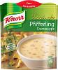 Knorr Feinschmecker Pfifferlingcreme Suppe 2 Teller