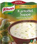 Knorr Feinschmecker Kartoffelsuppe mit Crème fraîche (2 Teller)
