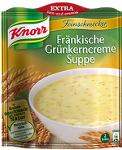 Knorr Feinschmecker Fränkische Grünkerncreme Suppe