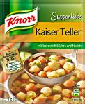 Knorr Suppenliebe Kaiser Teller Suppe 3 Teller