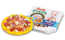 Look-O-Look Sour Candy Pizza 400g