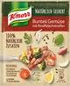 Knorr Natürlich Lecker! Buntes Gemüse mit Rindfleischstreifen 39g