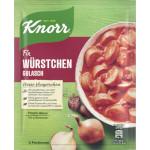 Knorr Fix Würstchen Gulasch 29g für 2 Portionen