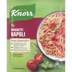 Knorr Fix Spaghetti Napoli 39g für 3 Portionen