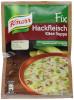 Knorr Fix Hackfleisch Kase-Suppe mit Lauch 58g für 4 Portionen